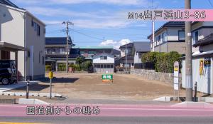 売土地(売主)360万円★西目町出戸字浜山3-86